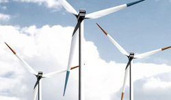 ENERGY RENEWABLE - WIND + SUN